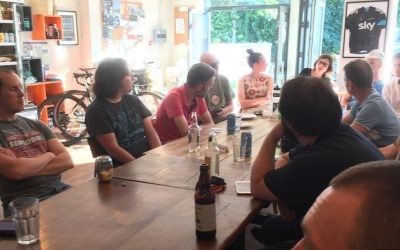 Cycling campaign meeting